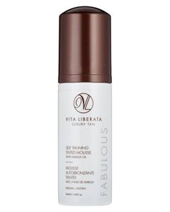 Vita Liberata Self Tanning Tinted Mousse Medium