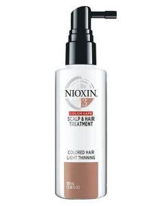 Nioxin 3 Scalp & Hair Treatment (N) 100 ml