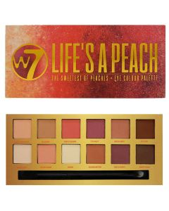 W7 Life's a Peach The Juiciest Of Peaches 12stk