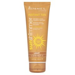 Rimmel Instant Tan - Light Shimmer 125 ml