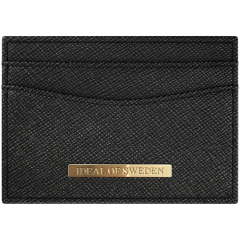 iDeal Of Sweden Card Holder - Saffiano Black