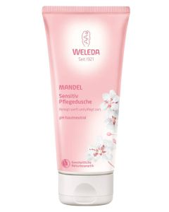 Weleda Mandel Sensitive  Body Wash 200ml