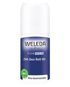 Weleda 24h Deo Roll-On For Men 50ml