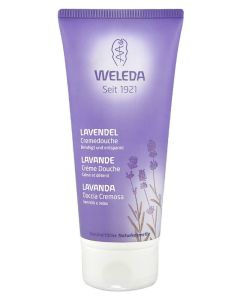 Weleda Lavender Creamy Body Wash 200ml