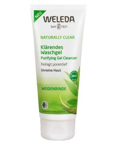 Weleda Naturally Clear Purifying Gel Cleanser 100ml