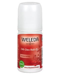 Weleda Pomegranate 24h Deo Roll-On 50ml