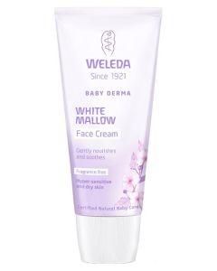 Weleda Baby Derma White Mallow Face Cream (datovare)