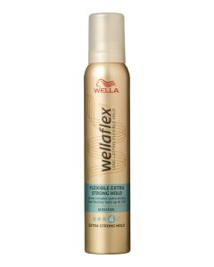 Wella-Wellaflex-Flexible-Extra-Strong-Hold-Mousee
