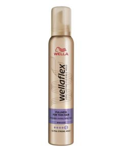 Wella-Wellaflex-Fullness-For-Thin-Hair-Mousee