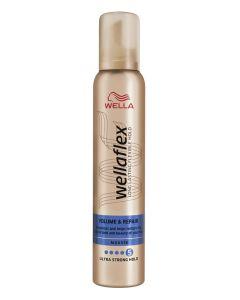 Wella-Wellaflex-Volume-&-Repair-Mousee