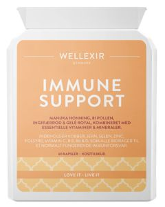 Wellexir Immune Support 60 stk