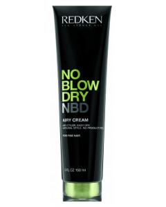 Redken No Blow Dry NBD - Airy Cream 150 ml