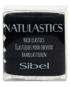Sibel Natulastics Hair Elastics Black - Ref. 660054000