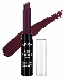 NYX High Voltage Lipstick - Dahlia 09