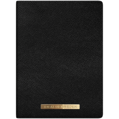 iDeal Of Sweden Passport Cover - Saffiano Black