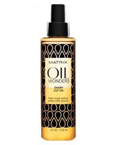Matrix Oil Wonders Sharp Cut Oil 125 ml