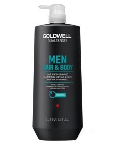 Goldwell Men Hair & Body Shampoo (N) 1000 ml