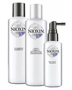 Nioxin 5 Hair System KIT