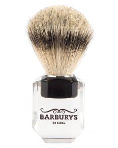 Barburys Shaving Brush - Light Quartz