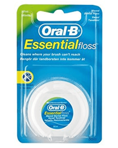 Oral B Essential Tandtråd Mint