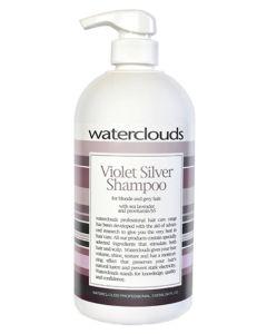 Waterclouds Violet Silver Shampoo (beskadiget emballage)