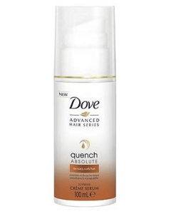 Dove Quench Absolute Supreme Creme Serum for wavy, curly hair 100 ml