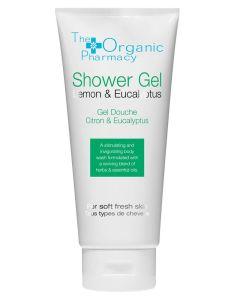 The Organic Pharmacy Lemon and Eucalyptus Shower Gel 200 ml