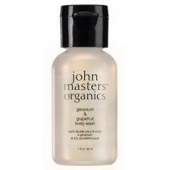 John Masters Geranium & Grapefruit Body Wash TRAVEL 30 ml
