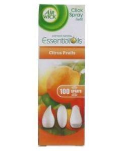 Air Wick Luftfrisker Spray Refill Citrusfrugt 15ml