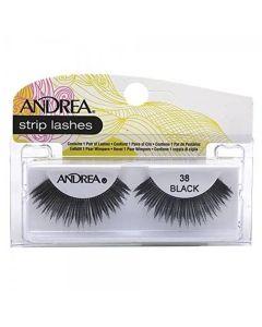 Andrea Strip Lashes Black 38