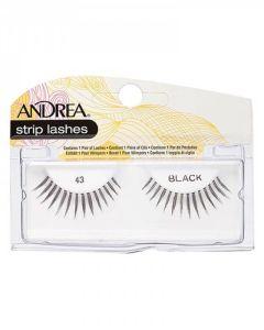 Andrea Strip Lashes Black 43