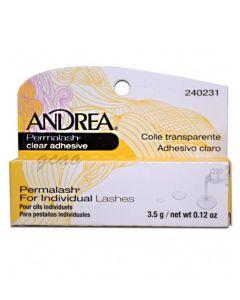 Andrea Permalash Clear Adhesive 3.5g