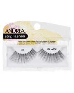 Andrea Strip Lashes Black 23
