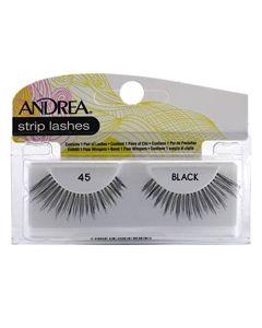 Andrea Strip Lashes Black 45
