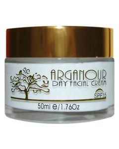 Arganour Day Facial Cream SPF15 50ml