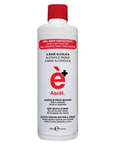 Ascet Hand Sanitizer Gel 125ml