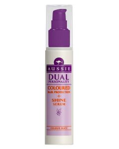 Aussie Dual Personality Coloured Hair Protection + Shine Serum 75ml