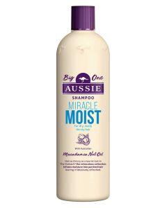 Aussie Miracle Moist Shampoo 500ml