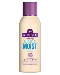 Aussie Miracle Moist Shampoo 90ml