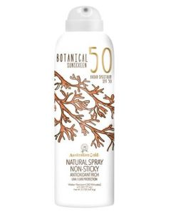 Australian Gold Botanical Sunscreen Spray SPF50