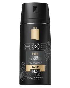 Axe Gold Deodorant & Bodyspray 150ml