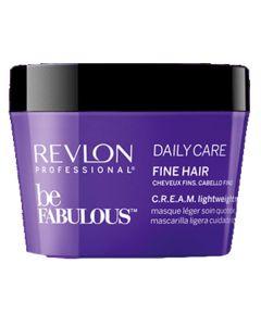 Revlon Be Fabulous Daily Care Fine Hair Mask 200 ml