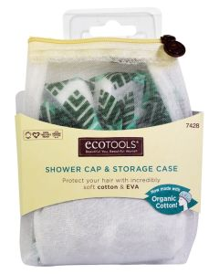 Ecotools Shower Cap & Storage Case 7428