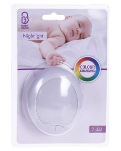 Baby Basic Natlampe