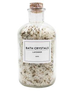 Wonder Spa Bath Crystals Lavender 600g