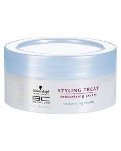 BC Bonacure Styling Treat Texturising Cream 75ml