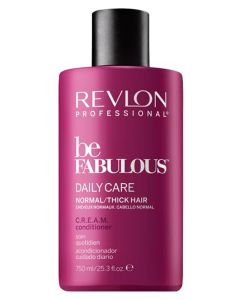 Revlon Be Fabulous Daily Care Normal/Thick Hair Conditioner 750 ml