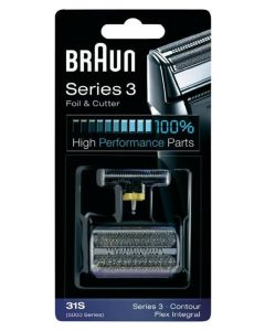 Braun Series 3 Foil & Cutter Shaver Head 31S