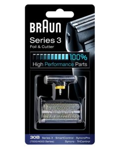 Braun Series 3 Foil & Cutter Shaver Head 30B