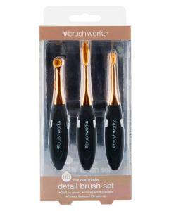 Brushworks Detail Brush Set